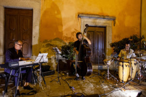 Massimiliano Rolff | latin jazz trio